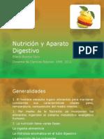 Nutrición y Aparato Digestivo