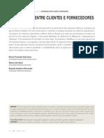 Sincronismo Entre Clientes e Fornecedores