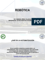 Conferencia Robótica Zacaola
