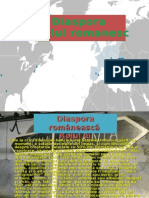 Diaspora Si Exilul Romanesc