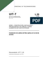 T-REC-L.35-199810-I!!PDF-S