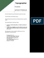 BIOQUANT Topographer Handbook