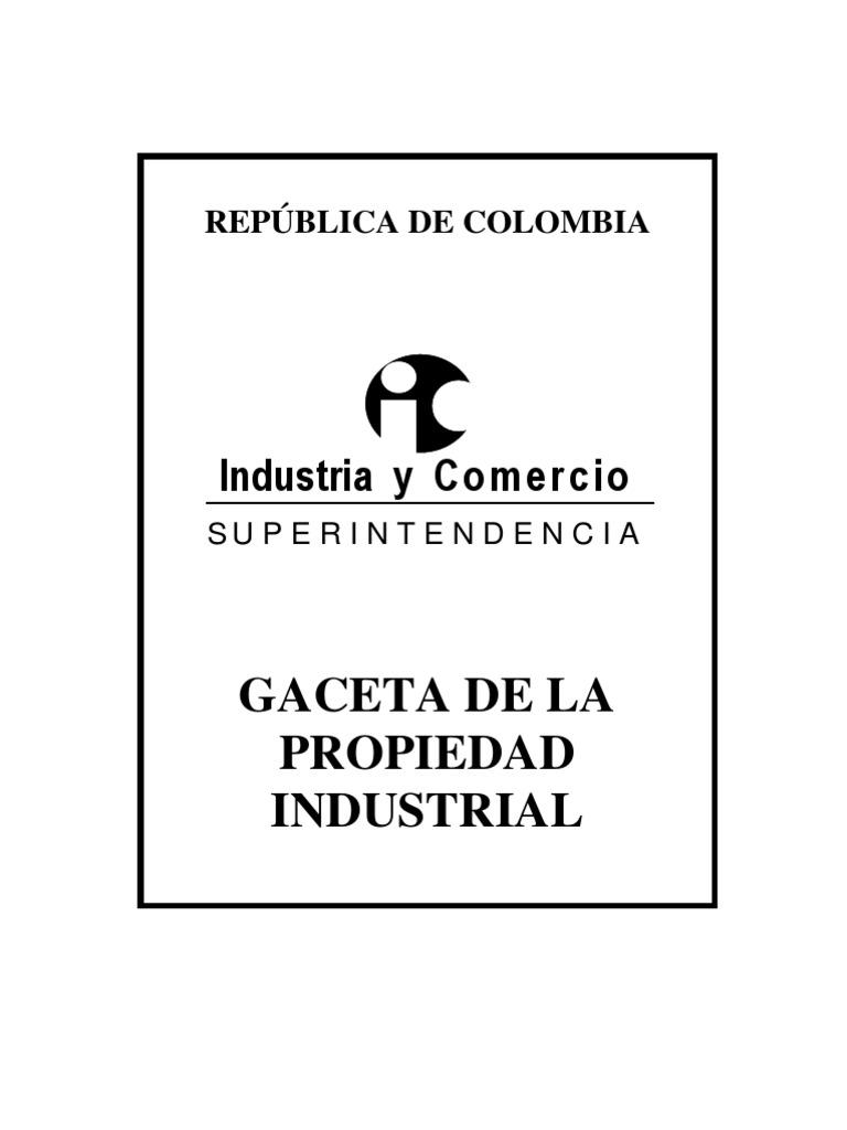 Gaceta de la Propiedad Industria 654 2012