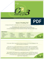 Healing Gel Brochure 2007[1]
