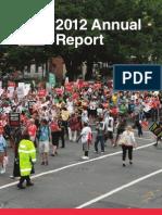 DPA Annual Report 2012
