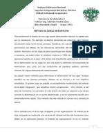 MÉTODO DE DOBLE INTEGRACION