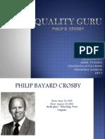 quality guru crosby