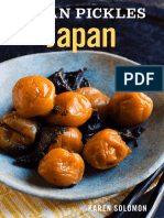 Thousand Slices Turnips Recipe from Asian Pickles Japan by Karen Solomon