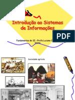 SI - Parte 1 - Sistema de Informacao - 10.09.12
