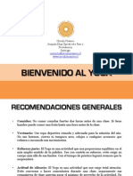 CP1 RECOMENDACIONES GENERALES