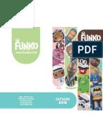 Funko Catalog 2012 - Vinyl Toy Figures