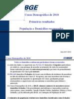 Censo Demográfico 2010
