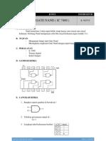 Job Sheet 3 ( Nand )