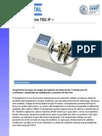 Torquimetro TEC P