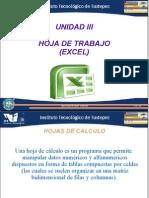 3.1 Introduccion a Excel