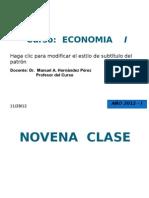 Economia i 2012 - La Demanda