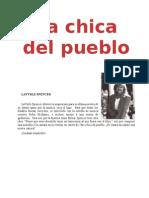 Lavyrle Spencer - La Chica Del Pueblo