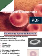 Patología Eritrocitaria