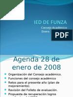 consejo ac. 28 de enero de 2009