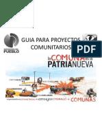 Guia Para Proyectos Comunitarios
