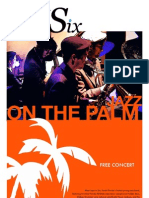 """Jazz in Six Poster (11""""x17"""")"""