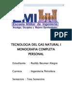Monografia de Tecnologia I