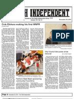 Faith Independent, November 28, 2012