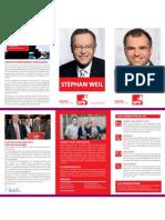 Christos Pantazis | Flyer Mit Wahlaufruf