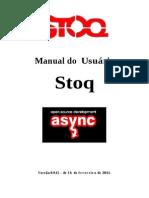 Manual Stoq v-0.9.15