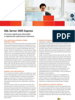 DS SQL Server 2005 Express Es
