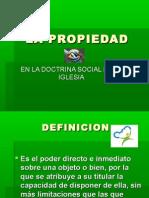 La Propiedad 2008