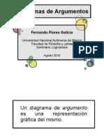4. Diagramas de Argumentos
