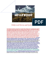 Hollywood Movies and Symbolism