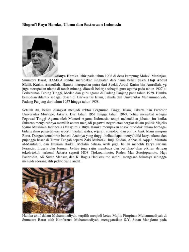 Biografi Buya Hamka Download