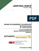 EE ES 2010 197 01 Informe General