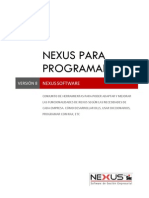 Nexus Program Ac i On