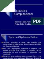 Matrizes na Programação R