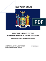 MID-YEAR UPDATE TO THE