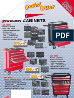 Tool Cabinet Promotion BGS TECHNIC  2012