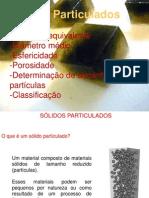 Aula 2 -SolidosParticulados