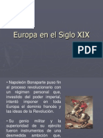 Europa en El Siglo Xix 7515
