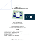 TECRP Literature Review 052507