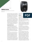 GENELEC 8240A AudioTechnology AU