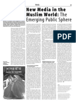 New Media in the Muslim Word