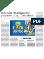 Nuevo Marketing Inca Kola