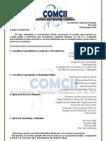 Consultoria, Agencias Vazquez SA DE CV