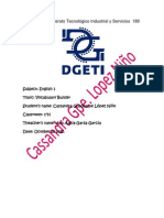 Centro de Bachillerato Tecnológico Industrial y Servicios  189