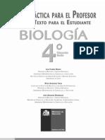 guía para el docente biología 4° medio