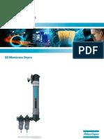 Series SD Secadores de Membrana