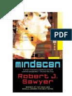 Sawyer Robert J - Mindscan